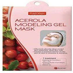 Purederm Modeling Gel Mask Acerola 1 pack