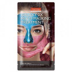 Purederm Galaxy 2X Blue & Pink Multi-Masking Treatment 12G