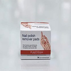 Purederm Nail Polish Remover Pads-36 pads