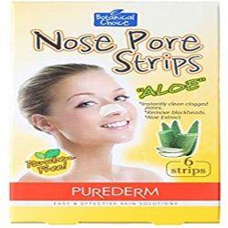 Purederm Nose Pore Strips with Aloe Vera Extract
