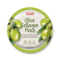 Purederm Olive Collagen Mask