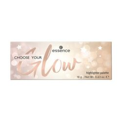 essence Choose Your Glow highlighter palette 18g