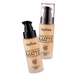 Top-Face Skin Editor Matte Longlasting Foundation